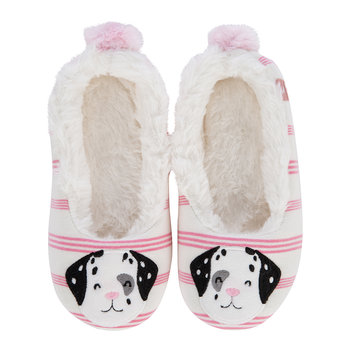 Dreama Character Slipper - Pink Dog - Small