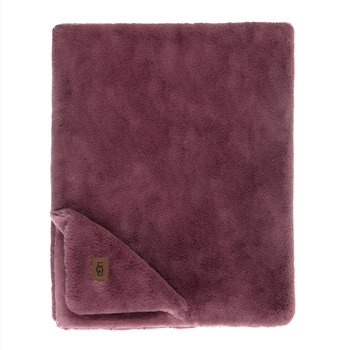 Euphoria Throw - Dusty Rose