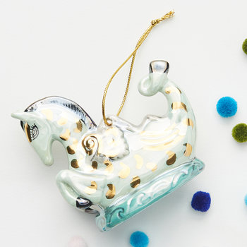 Art Knacky Pegasus Ornament - Sky