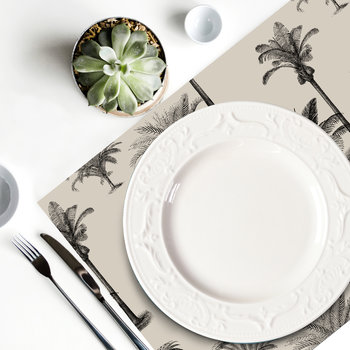 Palm Trees Placemat