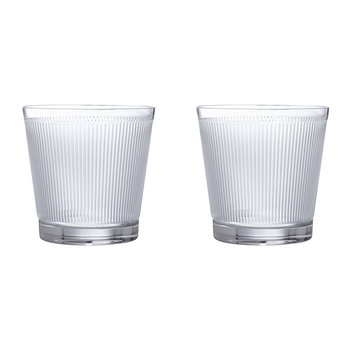 Wingen Glass Tumblers - Set of 2