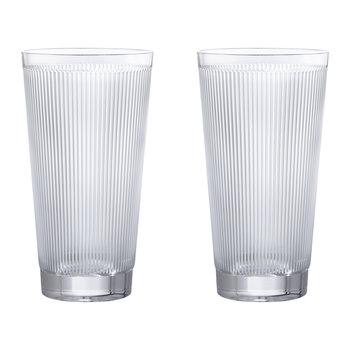 Wingen Highball Glasses - Set of 2