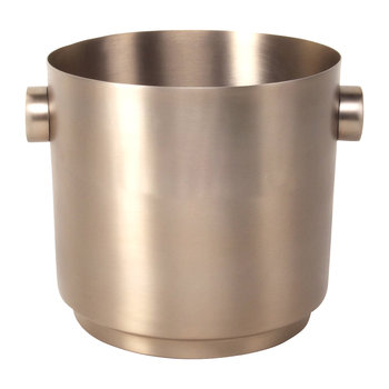 Rondo Stainless Steel Wine Bucket - Soft Copper