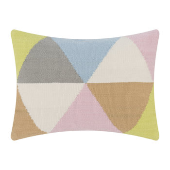 Coussin hélice Harlequin - Pastel