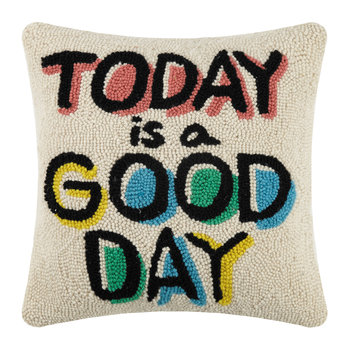 Today is a Good Day Pillow - 40x40cm