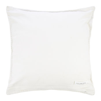 Holly Guetin Cushion - Neutral