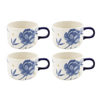 Tile Testo Teacup - Set of 4