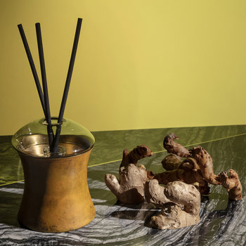 Eclectic Reed Diffuser - 200ml - Underground