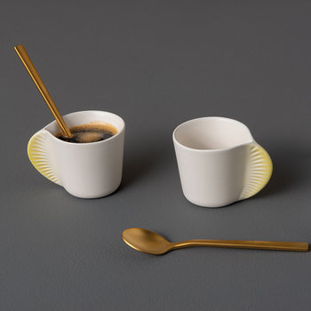 Morphose Mug - Mimosa Yellow