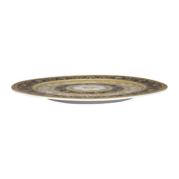 I Love Baroque Serving Plate - White