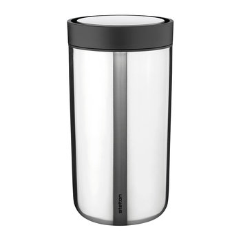 To Go Click Travel Mug - Steel