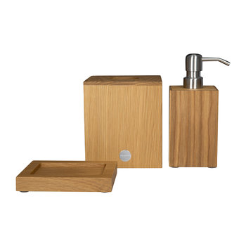 Wooden Soap Dispenser - Oak