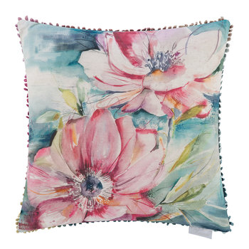 Dusky Blooms Cushion - 50x50cm