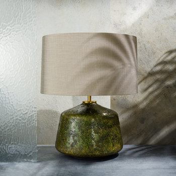 Eden Table Lamp - Moss Green