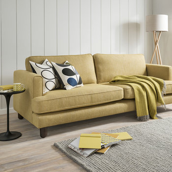 Willow Two Seater Sofa - Shannon Dandelion
