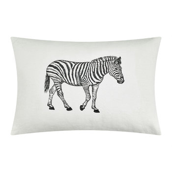 Animal Pillow Cover - 40x60cm - Zebra