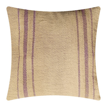 Stripe Pillow Cover - 50x50cm - Camel