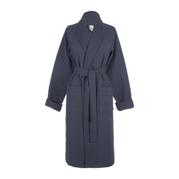 Viggo Bath Gown - Denim