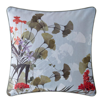 Highland Cushion - Grey - 45x45cm