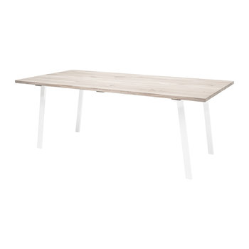 Cozy Dining Table - White