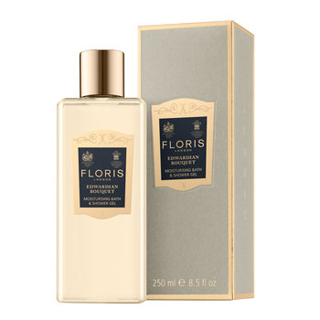 Moisturizing Bath & Shower Gel - 250ml - Edwardian Bouquet