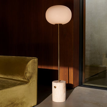 JWDA Floor Lamp - Travertine