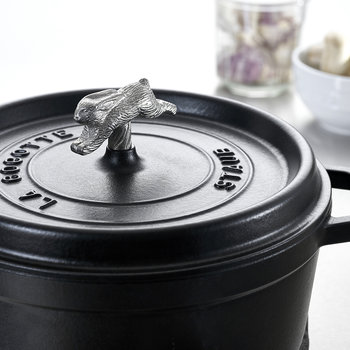 Cocotte Lid Handle - Rabbit