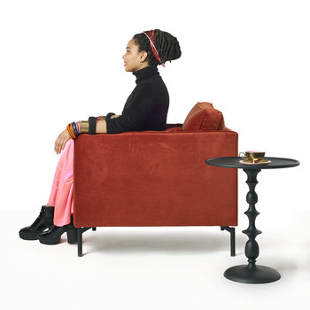 PPno.2 Fauteuil - Rust