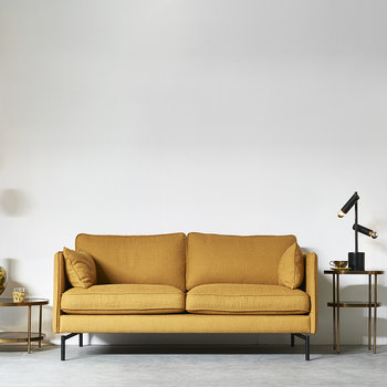 PPno.2 Sofa - Smooth Ochre