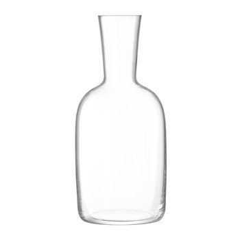 Borough Water Carafe - Clear