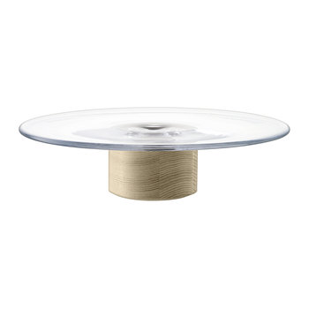 Lotta Cake Stand - Clear/Ash