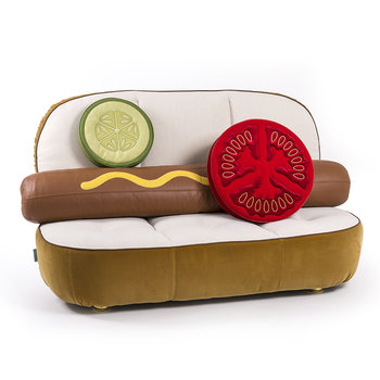 Complete Hot Dog Sofa