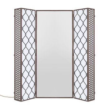 Light Trunk with Mirror