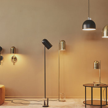Luceo Floor Lamp - Black