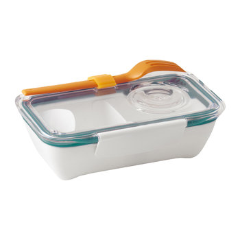 Bento Lunch Box with Fork - Ocean