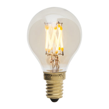 Pluto LED Bulb - 3W - Tinted