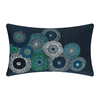 Eliana Indigo Pillow