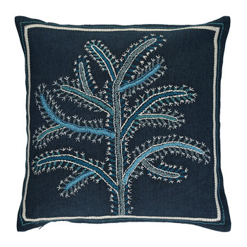 Fiorela Indigo Cushion
