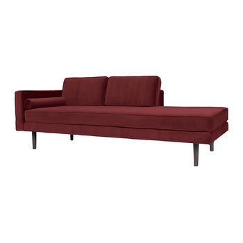Wind Chaise Longue - Wild Ginger