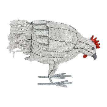 Creature Bird Hen Ornament