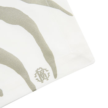 Zebrage Placemat - Set of 2 - Ivory