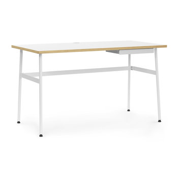 Journal Desk - White