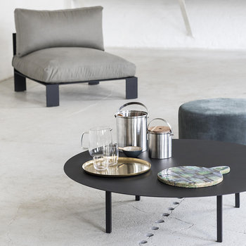 Low Coffee Table - Black