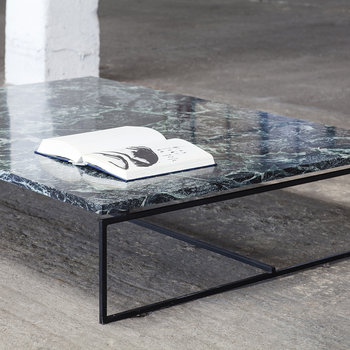 Marble Coffee Table - Green
