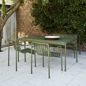 Palissade Table - 170x90cm - Olive