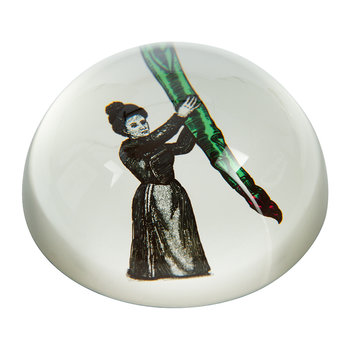 Arti Paperweight - Miss Asparagus