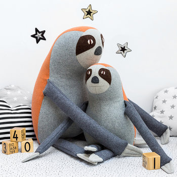 Billy the Sloth Stuffed Animal