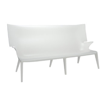 Uncle Jim Sofa - White
