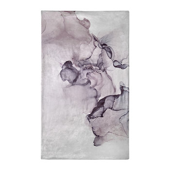 Levanta Throw - Marble Ink - 130x220cm