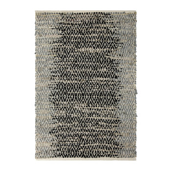 Birger Rectangular Rug - Drizzle/Gold - 60x90cm
